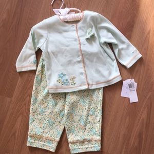 Baby Inc Infant Girl Two Piece Outfit